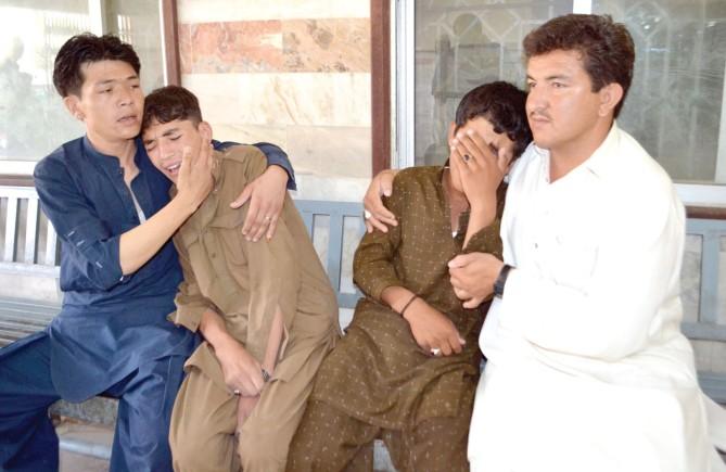 5 Shia Hazara Killed in Quetta