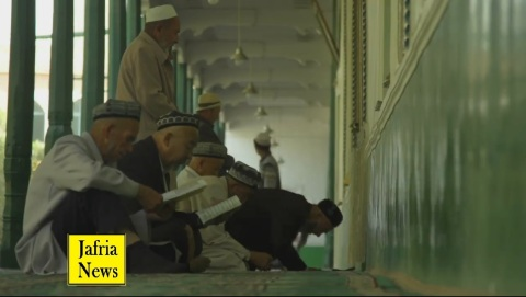 Chinese Ugyr Muslims Not allowed to fast during Ramazan b