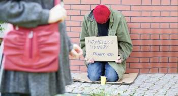 HOmelessness on the Rise in UK