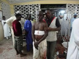 Suicide Blast By Wahabi Boko Haram at a Mosque in Maiduguri , Nigeria