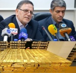 Iran Repatriates 13 Tons of Gold