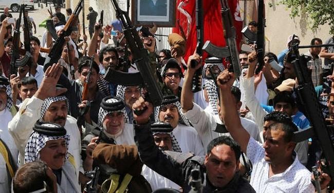 Iraqi Tribal Leaders Refuse US Help to Volunteer Forces in Anti-ISIL War