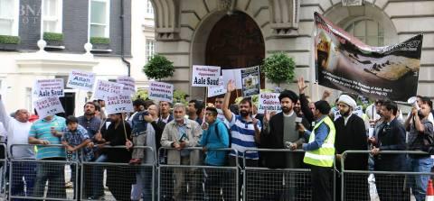 Youm e Inhidam e Jannat ul Baqee in London 2015 w