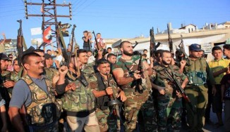 ‌Syrian Army Inflicts Heavy Losses on Terrorists in Qalamoun