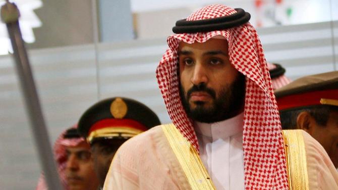 Saudi Defence Minister Muhammad Bin Suleman Al Saud