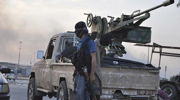 Islamic State using chemical weapons in Iraq & Syria a