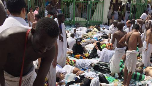 Muslim Pilgrms Killed During Haj Pilgrimage in Saudi Arabia