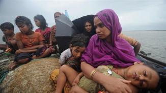 Rohingya Muslim Refugees Crisis