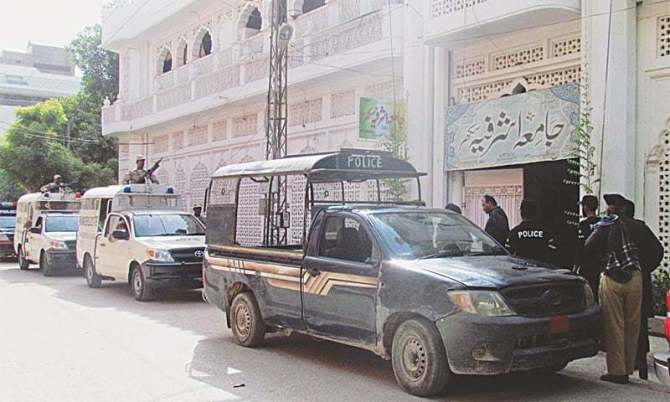 Seminaries Raided By LEAs in Sindh , Pakistan
