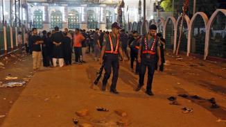 Bomb Blast @ Hussaini Dalan , Dhaka , 1 Dead 80 Injured