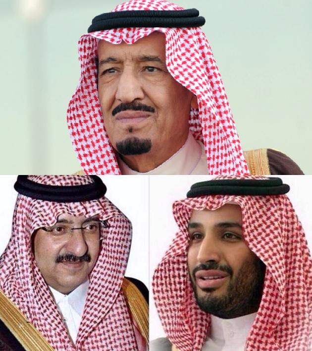 Failed Saudi Monarchy