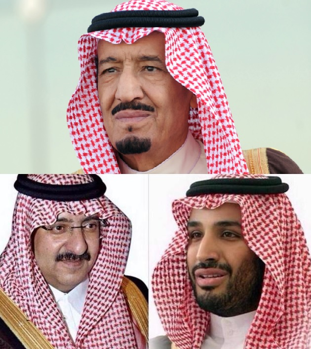 Failed Saudi Monarchy