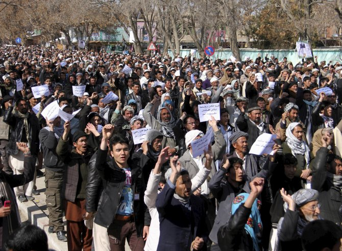 Shia Hazara Kidnapped in Afghanistan By IS Terroriist a