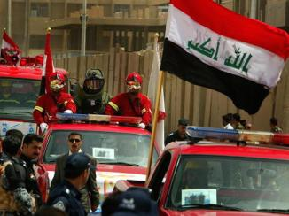 Anbar Province Handed Over To Iraqi Government