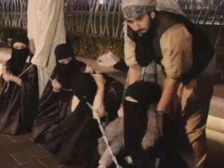 Turkish Authorities facilitating IS Terrorists in Yazidi Women Sex Slave Trade. a