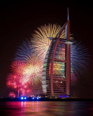 Burj Al Khalifa , UAE