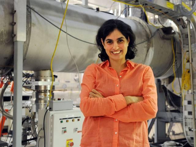Dr. Nargis Mavalvala Pakistani Parsi AstroPhysicist