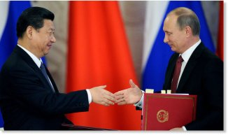 Russia China Oil Export Deal