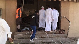 Suicide Blast At Friday Prayer at a Shia Mosque