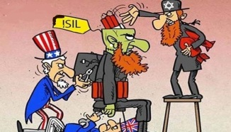ISIL funded & Operated By CIA & Mossad
