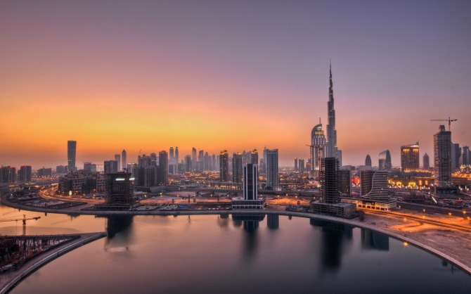 Staggering UAE economy