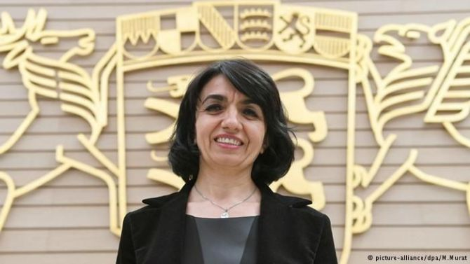 1st Muslim Woman Elected as speaker for State Parliament in Germany