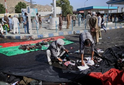 80 Shia Hazara Martyred in Double Suicide Attack in Kabul a