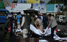 80 Shia Hazara Martyred in Double Suicide Attack in Kabul b
