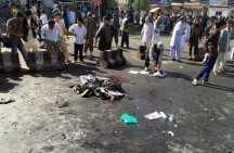 80 Shia Hazara Martyred in Double Suicide Attack in Kabul d
