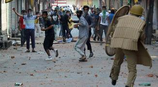 More then 30 Martyred , 300+ injured by Indian force in Occupied & Jammu Kashmir