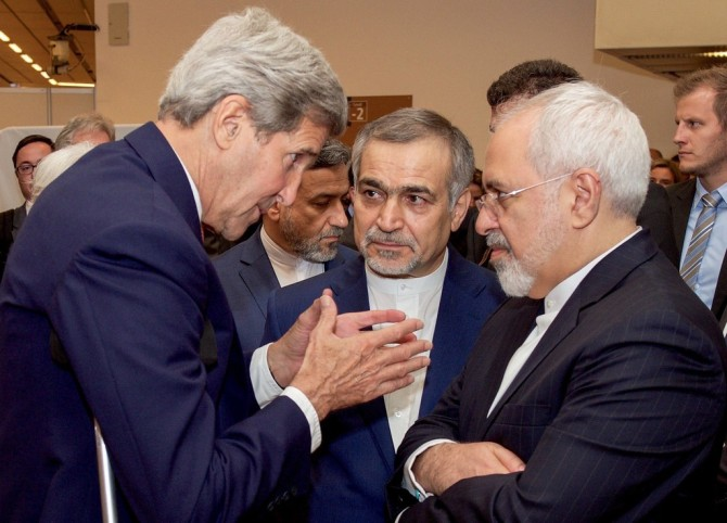 John Kerry Bows to the Pressure of Iran's Jawad Zarif